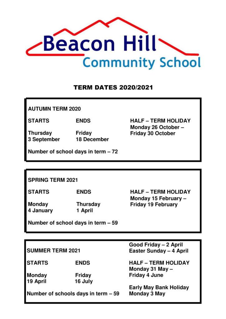 BHCS School Term Dates 2020-21-1